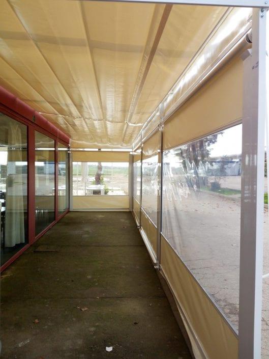 cerramientos de terrazas en caceres